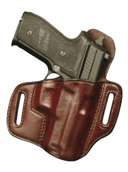 "Don Hume H721OT Holster Left Hand Brown 4.5"" Glock 17  22  31 J336101L at Sears.com"